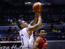Alapag sizzling from 3 point country