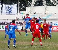 Kaya FC vs Air Force FC