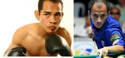 Donaire and Orcullo