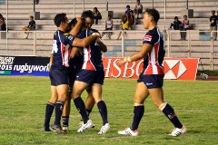 Philippine Volcanoes Rugby Team