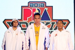 PBA Draft 2012