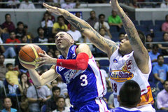 Chris Lutz of Petron Blaze Boosters