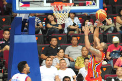 Sol Meracod of Meralco Bolts