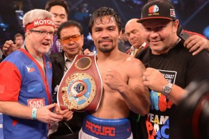 Manny Pacquiao Boxing Replay